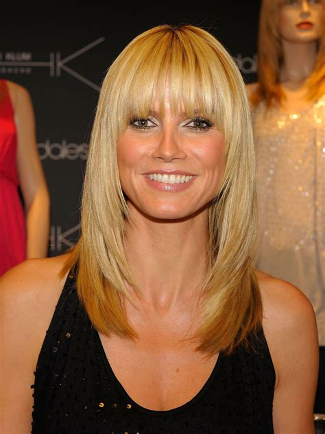 The Best Celebrity Bangs Of All Time In 2020 Celebrity