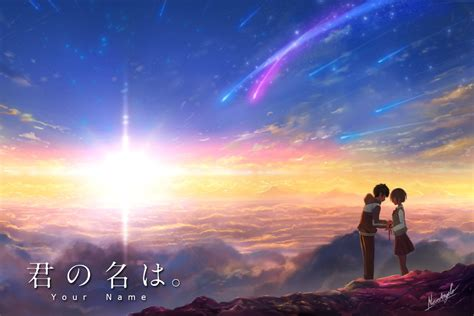 Your Name Full Hd Wallpaper And Background 1920x1280