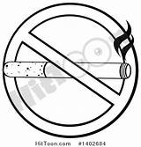 Smoking Coloring Clipart Cigarette Clip Getdrawings Drawing sketch template