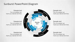 Free Sunburst Powerpoint Presentation Diagrams