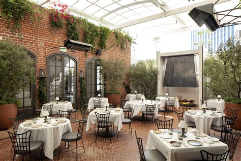 patio restaurant 10 best restaurants in los angeles for outdoor dining l