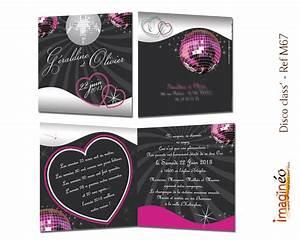 Faire part mariage disco class annees 80 gris et rose for Mariage des couleurs avec le gris 5 faire part mariage disco class annees 80 gris et rose