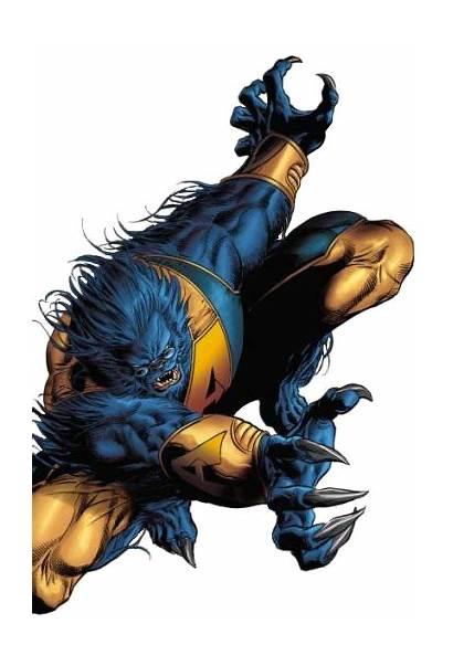 Beast Marvel Henry Comic Mccoy Character Comics