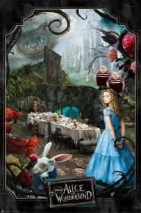 Tea Party Alice in Wonderland Movie
