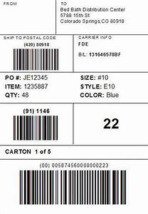 shipping label format gs1 128 acctivate help With can i print a shipping label at home