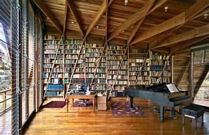 Bibliothèque Design Bois : biblioth que contemporaine et design pour vos livres ~ Teatrodelosmanantiales.com Idées de Décoration