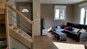 salon peinture salon beige et taupe peinture salon With beige couleur chaude ou froide 0 cuisine indogate rideau chambre froide deco chambre