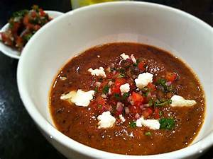 This soup is insane! Get into Mexican Black Bean Soup