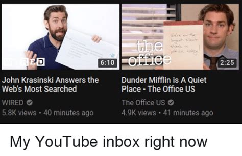 610 225 Dunder Mifflin Is A Quiet Place The Office Us The Office Us 49k Views 41 Minutes Ago