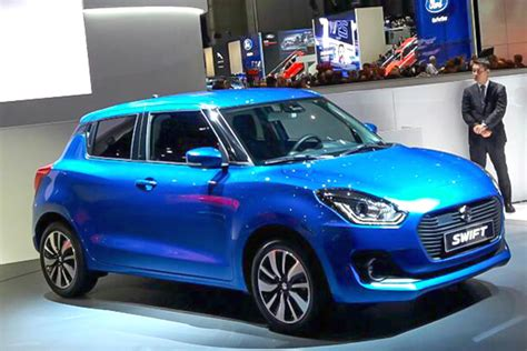 Suzuki Swift 2018 Price In India Archives Auto Nox Web