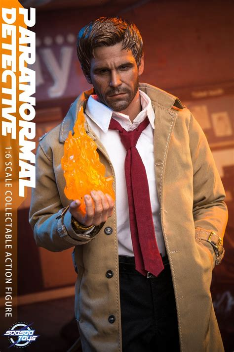 review soosoo toys john constantine tv private