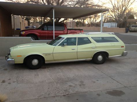 Gran Torino Station Wagon by Ford Grand Torino Station Wagon For Sale 1976 Autos Post