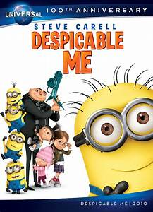 Despicable Me DVD Release Date December 14, 2010