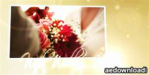 wedding intro archives free after effects template With wedding invitation videohive free download