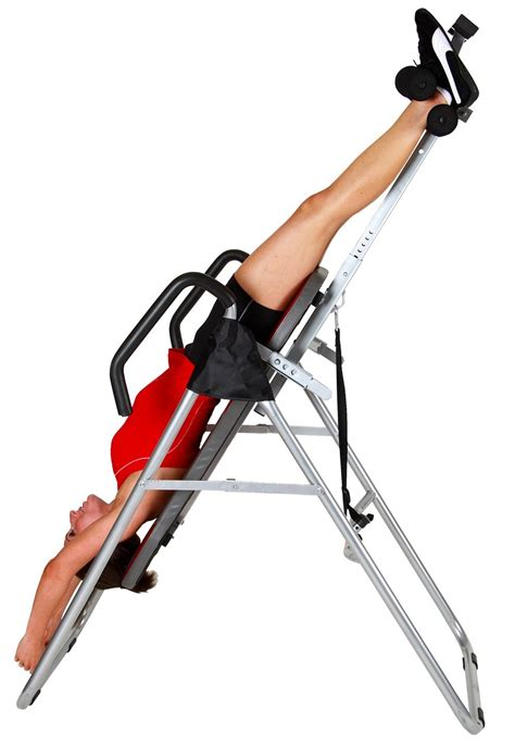 benefits of using inversion table the benefits of using an inversion table for back pain