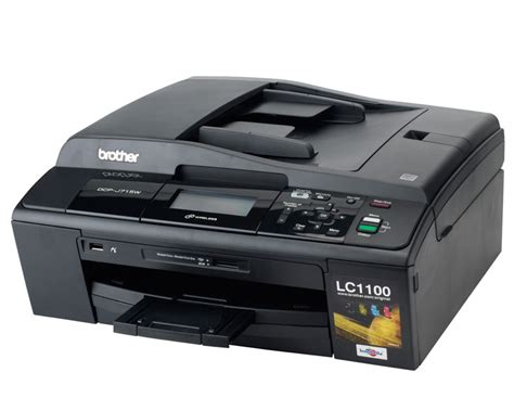 Brother Dcp-j715w Review