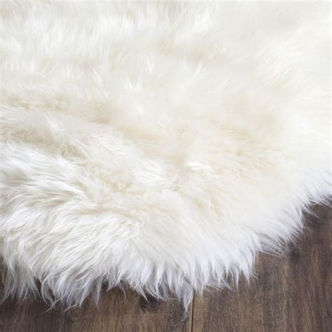 safavieh sheepskin rug safavieh s ultra plush sheepskin rugs offer exceptional