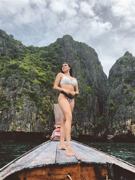 kalani hilliker bikini kalani hilliker in bikini personal pic 12 20 2018