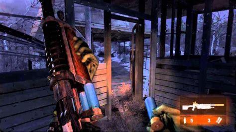 Metro 2033 Redux Ps4 Bug Youtube