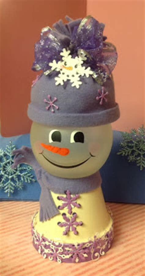 diy terra cotta flower pot christmas decorations