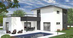 modele maeva maison futur pinterest modele plans With superb exemple plan de maison 7 architecture nantes loire atlantique maison individuelle