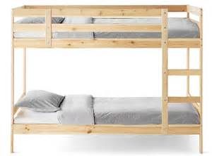 bunk beds wooden metal bunk beds for kids ikea