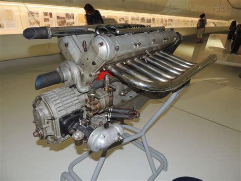 1926 Maserati Motore Tipo 26 Museum Exhibit