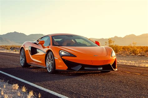 Mclaren 570s Coupe The Everyday Supercar Driven  Read Cars