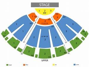 Bellco Theater Seating Chart Viptix Com Bellco Theatre Tickets