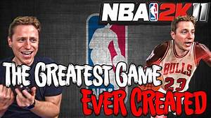THE BEST NBA 2K GAME OF ALL TIME! NBA 2K11 - YouTube