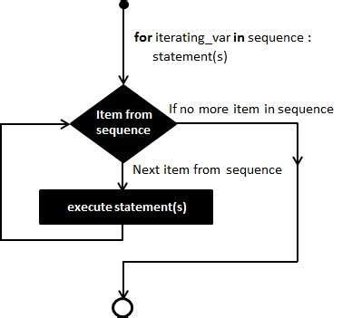 python   loop statements