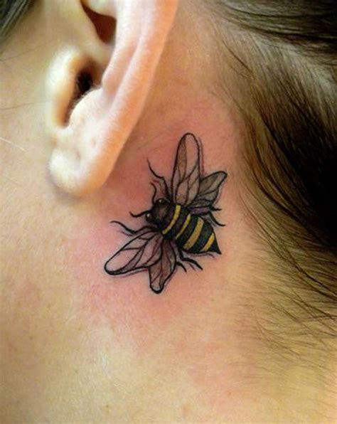 bumble bee tattoos designs ideas  meaning tattoos