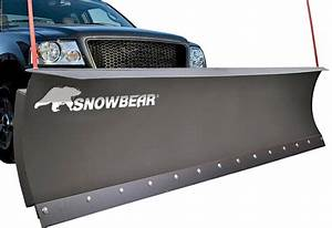 Snowbear Snow Plow Installation Instructions