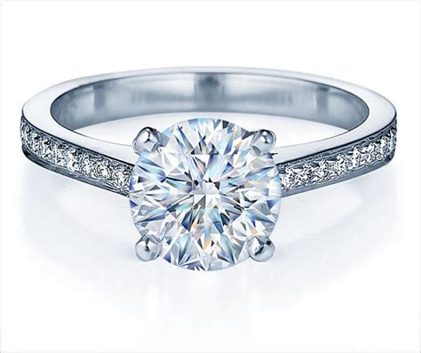 sell engagement rings at estate buyers and get paid more