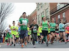 St Patricks Day Run Fest 2017 at Washington County