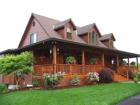 houses with big porches country house plans with wrap around porches lifestyle this stylish farmhouse floor plan with