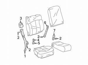 Chevrolet Suburban 1500 Belt  U0026 Retractor  Belt Kit  Belt