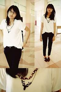 Dark Brown Lace Up Oxfords Elizabeth Shoes Black Rolled Up Jeans   u0026quot;Iu0026#39;m like a statue stuck ...