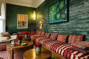 Riad Vert Hotel Marrakesh IDesignArch Interior Design