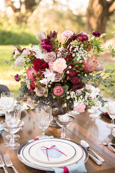 30 Most Beautiful Wedding Centerpieces For 2019 Fall