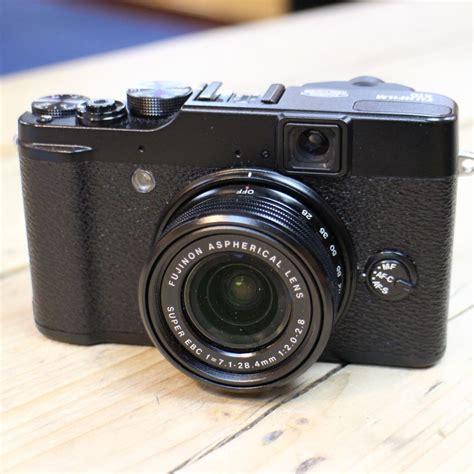 fujifilm x10 digital used fuji x10 digital compact used cameras used
