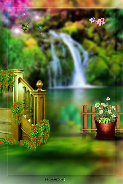 Background Studio Photoshop Psdstar Backgrounds Blur Wallpapers