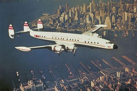 The Legendary Lockheed Constellation