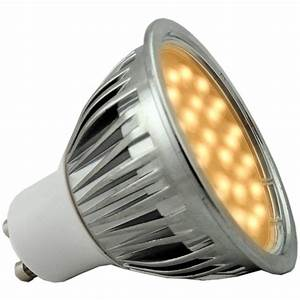 LED GU10 5W Amber Dimmable