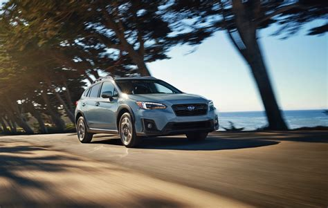 subaru automatic 2018 subaru crosstrek heads to the new york auto show