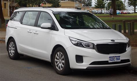 Kia Grand Sedona Picture by Camioneta Kia Sedona 2019
