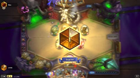 prophet velen deck tgt 1 na legendary priest hearthstone decks