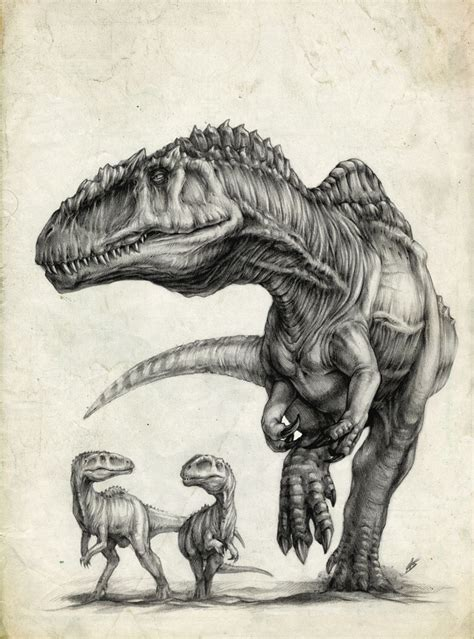 Kids will love this sweet dino craft! Mother and baby Carnosaurs. I feel like this is sooo me ...