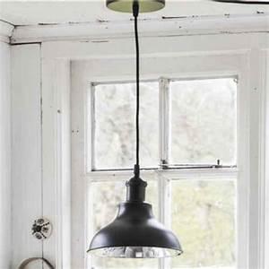 Lampe Metall Schwarz : h ngelampen g nstig online kaufen ~ Articles-book.com Haus und Dekorationen