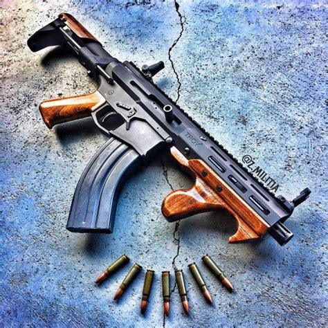 potd modern touch  wood  metal  firearm blog
